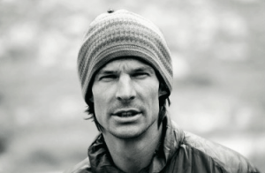 Portrait Vince Anderson, Certified IFMGA Mountain Guide