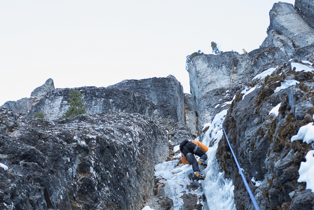 Winter Alpine Intensive, Mountain Guiding, Alpinism Course