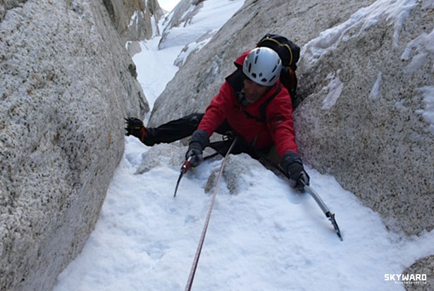 Moose's Tooth Climbing, Skyward Mountaineering, Alpine Climbing